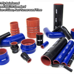 HPS Silicone Hose, Couplers, and Clamps